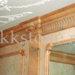 Ванная комната из португальского мрамора